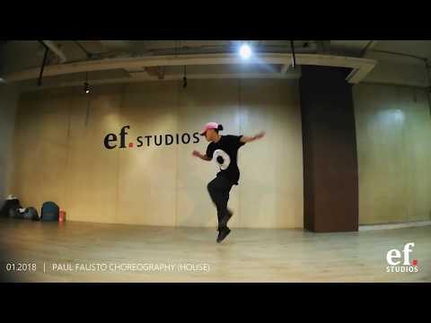 Rewind - Craig David Ft Arthur Dodger | Paul Fausto Choreography (House) | Ef. Studios