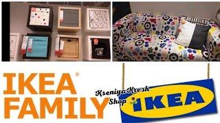 ????ИКЕА! УДОБНОЕ ХРАНЕНИЕ????СТЕЛЛАЖИ IKEA Короба, часы, ручки,вставки Обзор полочек /Kseniya Kresh