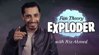 'Rogue One' Fan Theory Exploder with Riz Ahmed | Rolling Stone