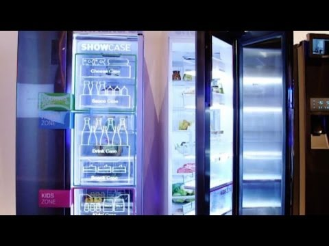 Samsungs Quest to Win the HighTech Kitchen Wars YouTube