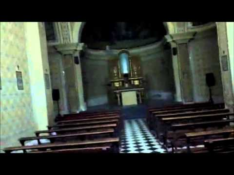 Aparici�n de la Virgen de Lourdes. Alta Gracia, Argentina