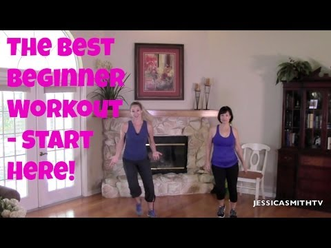 The Best Beginner Workout: How to Start Exercising Safely! | 30-Minute Full Length Home Routine