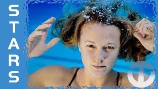 Swedish swimming sensation Sarah Sjöström