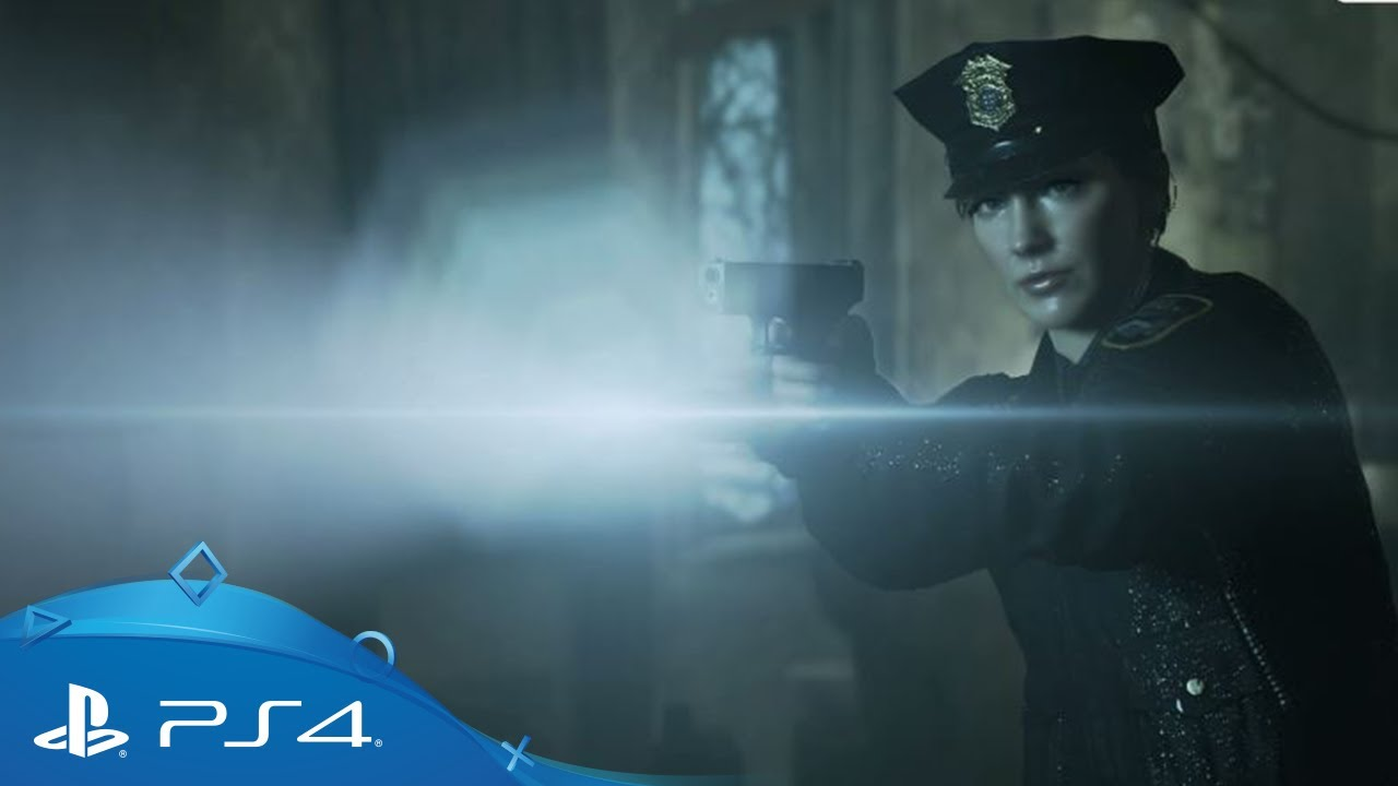 Hidden Agenda E3 2017 Reveal Ps4 Youtube