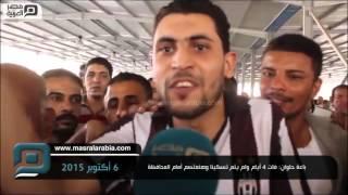 بالفيديو| باعة حلوان بعد إزالتهم: 4 أيام ولم نستلم أماكن