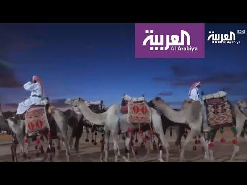 مهرجان ناركم حية يجسد حياة البادية والصحراء  - 16:21-2017 / 12 / 12