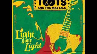 Toots and The Maytals - We Shall Overcome