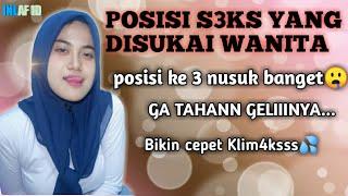 Download PRIA HARUS TAU !! POSISI 53KS YANG DISUKAI WANITA