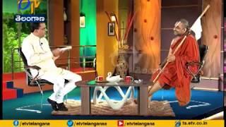 Cheppalani Undi | DN Prasad with Chinna Jeeyar Swamy