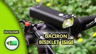 Gaciron Bisiklet Ön Işığı İncelemesi