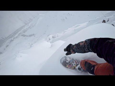 GoPro Snow: Travis Rice's Dream Line with Karma Grip in 4K