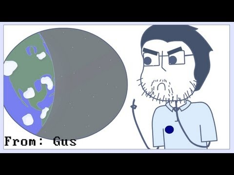 Rooster Teeth Animated Adventures - Gus on Mars