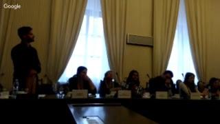 Porodní praxe u nás a v zahraničí  - panelová diskuze; 2. část