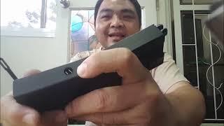 แกะไปบ่นไปกับบอยปืนจีน ตอน ทำช่องใส่ลูกให้GE  m4gas
