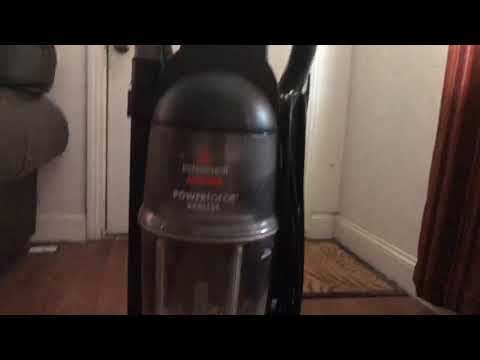 Bissell powerforce bagless review