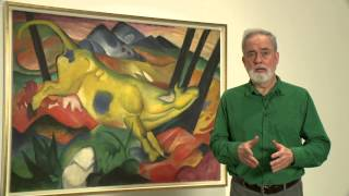 The Great Upheaval: Franz Marc