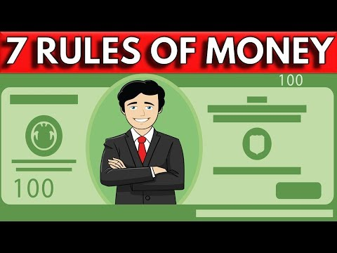 7 Rules of Money   How To Be Good With Your Money