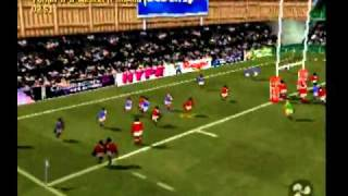 Jonah Lomu Rugby (Playable Demo) - Official UK Playstation Magazine 5 vol. 2