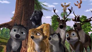 Alpha & Oméga: Voyage au royaume des ours