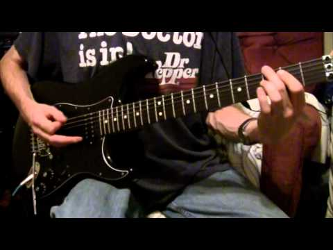 04 Mr. Mister - Uniform Of Youth (Guitar cover)