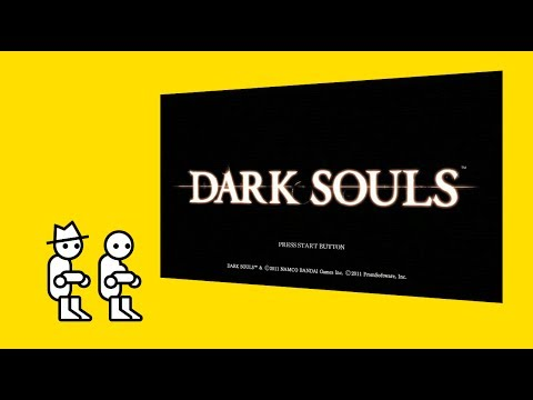 Yahtzee annoys his girlfriend with Dark Souls (Episode 1)