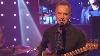 Sting- Down Down Down (live) - Le Grand Studio RTL