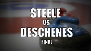 2019 ONT U18 Champs FINAL - Steele vs Deschenes