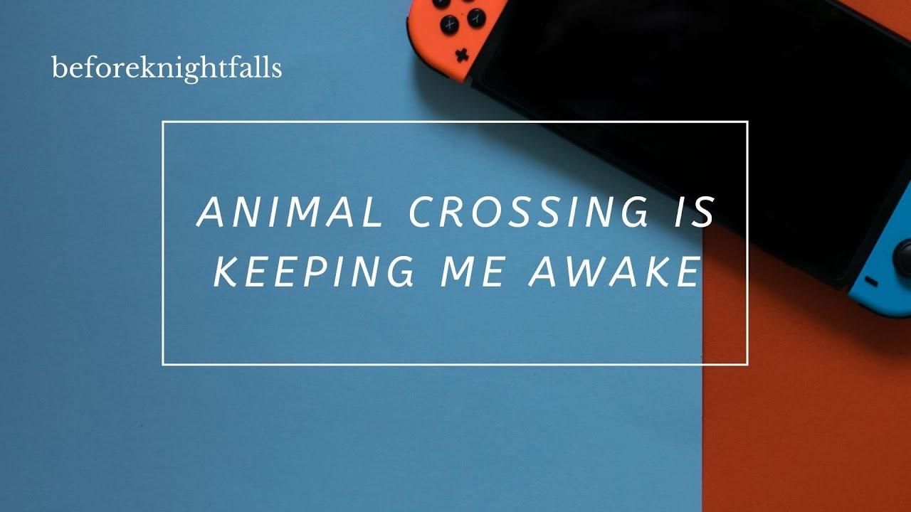 ASMR Boyfriend: Animal Crossing Is Keeping Me Awake