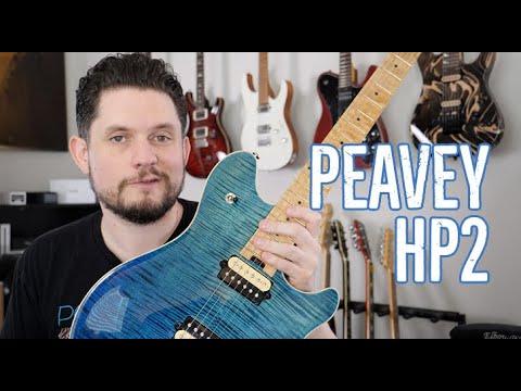 Peavey HP2 Guitar Review: Flawed but Fun?