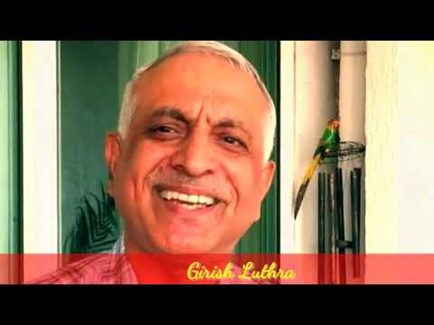 दिल दियां गल्लां करांगे नाल नाल वै के,,, Girish Luthra,Vice Admiral