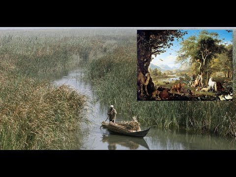 Researchers Discover The Site Of Biblical 39 Garden Of Eden 39 In Iraq Youtube