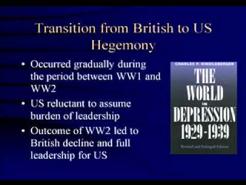 Hegemonial Stability Theory