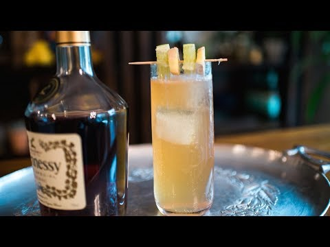 How to Make a Chilcano Mule