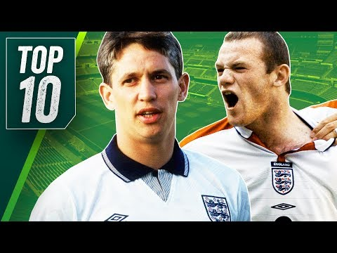 Best England Football Players Of All Time!