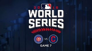 11/2/16: Cubs win World Series with 10th-inning rally