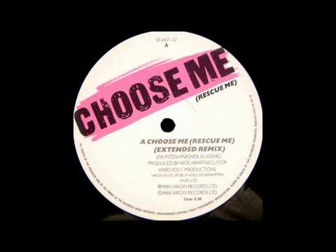 Loose Ends - Choose Me (Rescue Me)