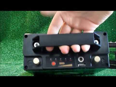 Tenergy Propel 3V CR123A Lithium Battery, High Performance CR123A Cell Batteries PTC Protected for from YouTube · Duration:  1 minutes 5 seconds