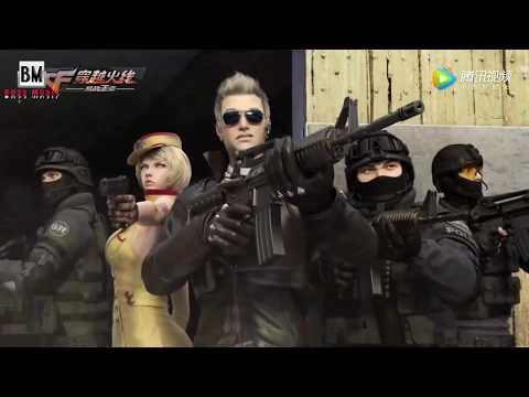 Film 3D CrossFire FOX vs BLADE | EDM Lồng Phim 3D ĐỘT KÍCH PAST 3 | Boss Music