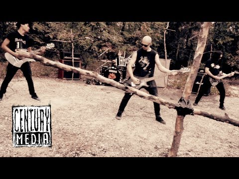 RED DEATH - Sickness Divine (OFFICIAL VIDEO)