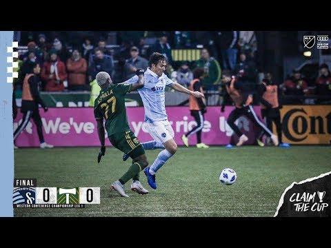 Match Highlights: Portland Timbers 0-0 Sporting Kansas City | November 25, 2018