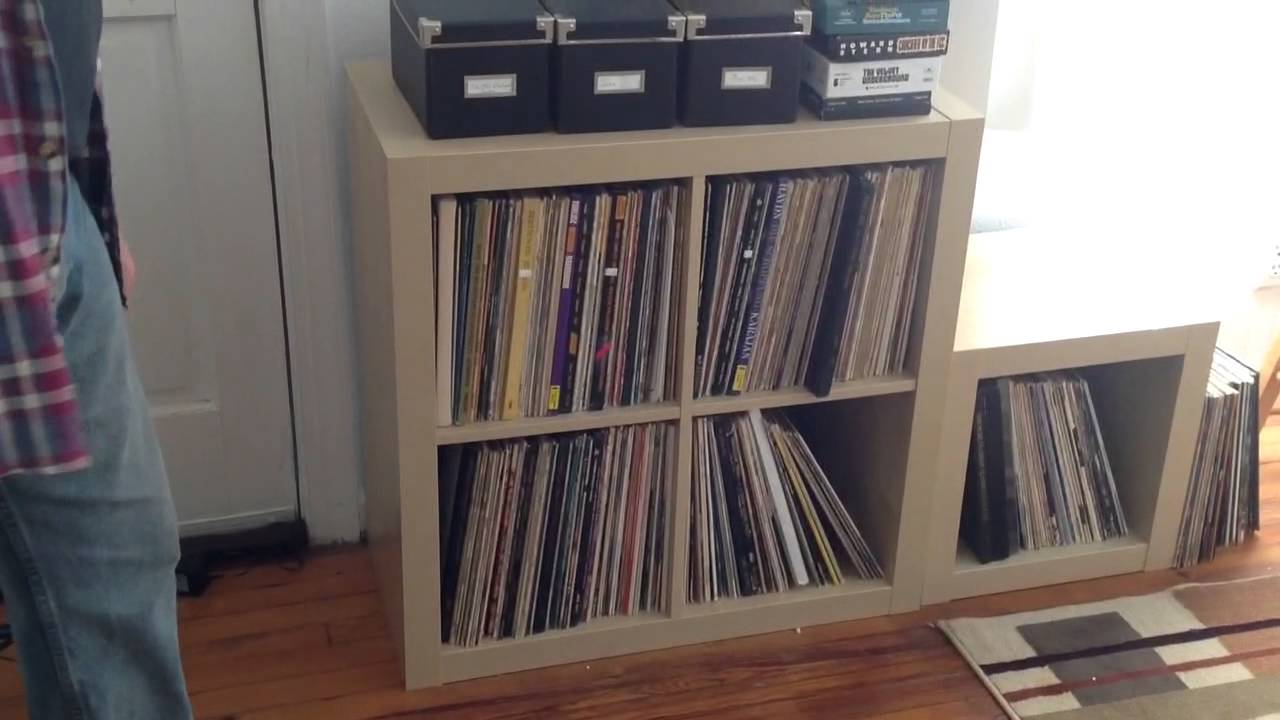 Homemade Vinyl Dividers for your Record Collection  YouTube