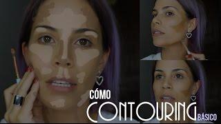 Basics Contouring - Cómo / How To- Cynthia La'Maquilladora ♥