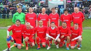 Звезды российского футбола в Вичуге