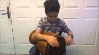 Tonbak Solo by Samim Faridmehr   تکنوازی تنبک صمیم فریدمهر