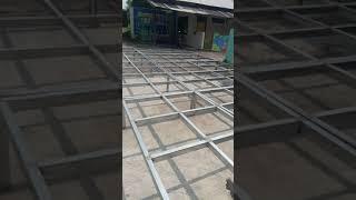 Flooring.. bisa juga untuk panggung..