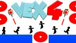 VEX 4 - FULL EPIC GAMEPLAY - FULL GAME WALKTHROUGH (HD)