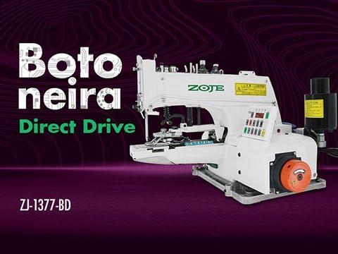 BOTONEIRA DIRECT DRIVE !!!