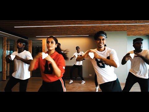 Drake - KIKI Challenge with KIKI & Redbull | Sarthak Tiwari Choreography ft. Kiki Shanthnu |