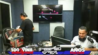 UNDERGROUND 90 Programa e-music com DJ Marquinhos Espinosa 10/07/2020