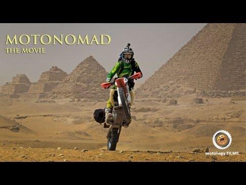 MOTONOMAD - 7000km, 7 countries on KTM 500EXC